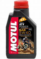 MOTUL ATV Power 4T 5W-40 1L