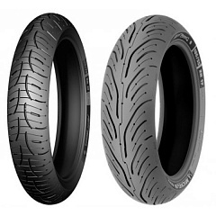 MICHELIN Pilot Road 4 190/50 ZR 17 M/C (73W)  R TL