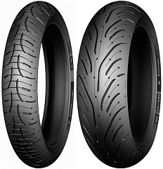 MICHELIN Pilot Road 4 120/60 ZR 17 M/C (55W)  F TL