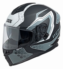 IXS 14082-M31 Шлем HX 1100 2.2 (matt-black-grey)