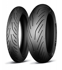 MICHELIN Pilot Power 3 190/50 ZR 17 M/C (73W)  R TL