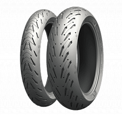 MICHELIN Pilot Road 5 TRAIL 170/60 ZR17 (72W)  F/TL
